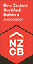 New Zealand Certified Builders logo