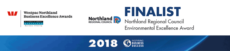 Finalist - Northland Regional Council Environmental Excellence Award