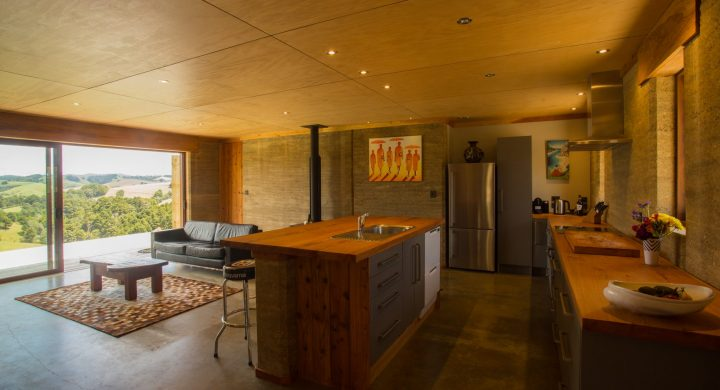 Benefits of Earth Homes - Energy efficient