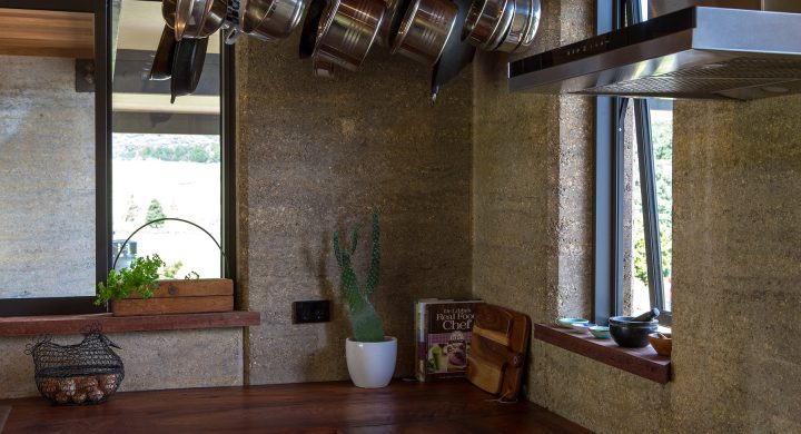 Benefits of Earth Homes - Noise, pest and fire proof