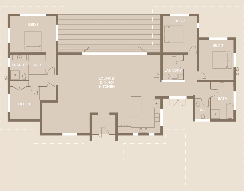 Natural Elegance - Floor Plans