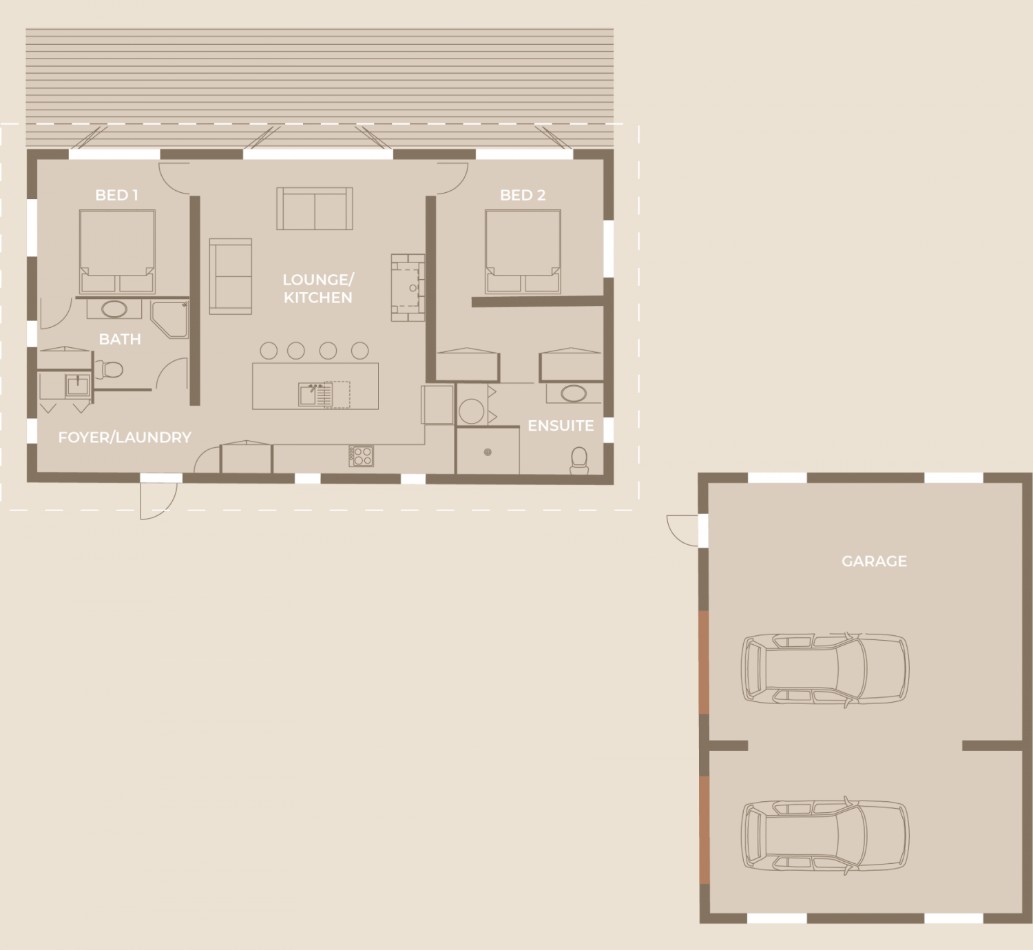 Simply Sustainable - Floor Plans