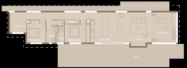 Aotearoa Style - Floor Plans